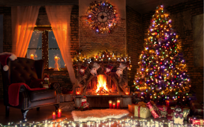 How To Prepare Your Home For Santa's Visit
