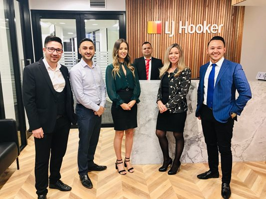 LJ Hooker accelerates growth with strong recruitment strategy