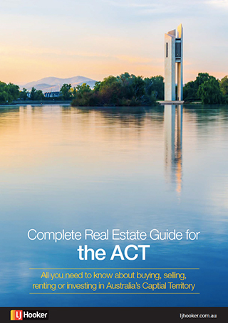 ACT real estate guide