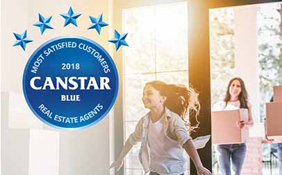 LJ Hooker wins Canstar customer satisfaction award