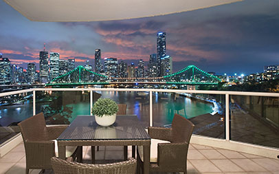 What's Brisbane's best view worth?