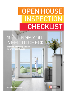 Open House Inspection Checklist