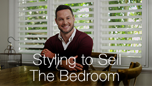 Styling to Sell - The Bedroom