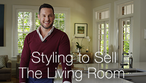 Styling to Sell - The Living Room
