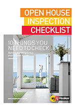 Free download Open House Inspection Checklist