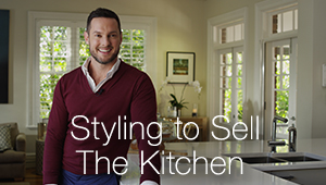 styling to Sell - The Kitchen