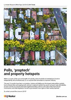 Polls Proptech and Property Hotspots