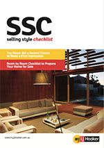 Free download Selling Real Estate Checklist