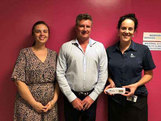 LJ Hooker Foundation makes a difference to Royal Darwin Hospital