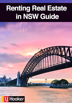 Renting real estate in NSW guide