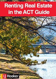 Guide to renting in the ACT