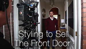 Styling to Sell - The Front Door