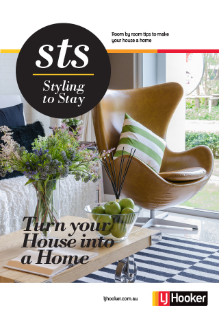 Styling your Home to Stay