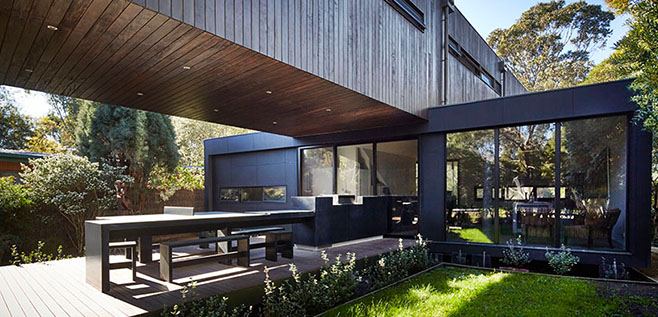 Darren Palmer's New Love - Prefabricated Homes