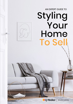 Styling your Home to Sell
