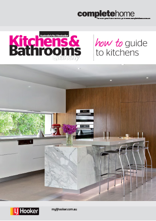 How to Build a Kitchen Guide