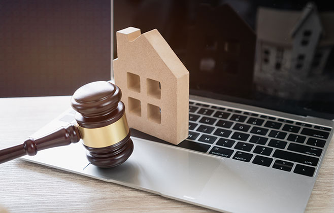 How Do Online Real Estate Auctions Work