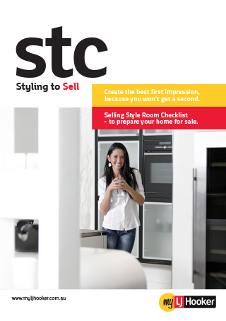 Styling your Property to Sell